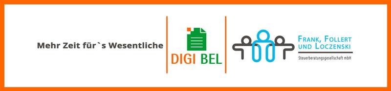 Klick Sie auf den Banner um sich bei Digi Bel mit Ihren Zugangsdaten anzumelden.